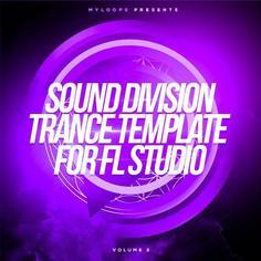 Sound Division Trance Template For FL Studio Vol 2