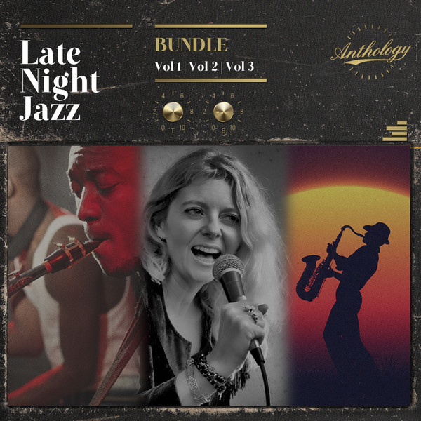 Late Night Jazz Bundle (Vols 1-3)
