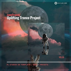 nanoTRANCE: Uplifting Trance Project Vol 6