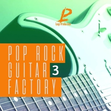 Pop Rock Guitar Factory 3