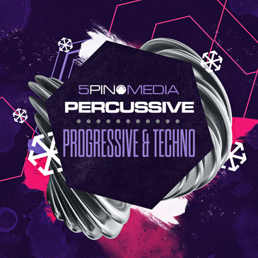 Percussive Progressive & Techno