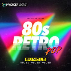 80s Retro Pop Bundle (Vols 1-3)