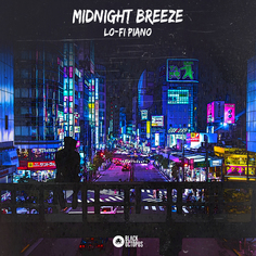 Midnight Breeze: Lo-Fi Piano