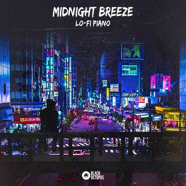 Midnight Breeze: Lo-Fi Piano