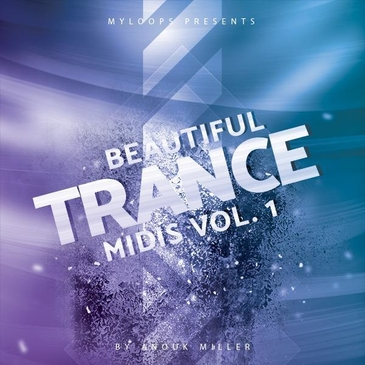 Beautiful Trance MIDIS Vol 1