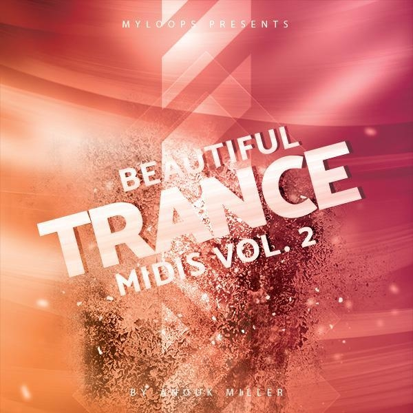 Beautiful Trance MIDIS Vol 2