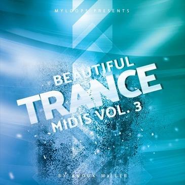 Beautiful Trance MIDIS Vol 3