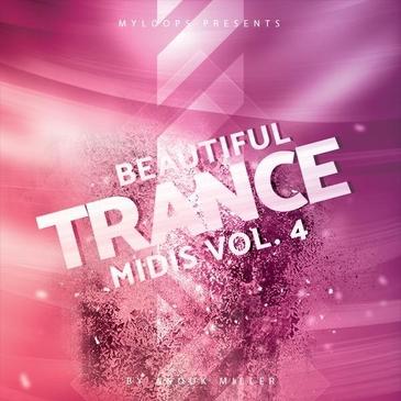 Beautiful Trance MIDIS Vol 4