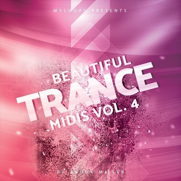 Beautiful Trance MIDIS Vol 4