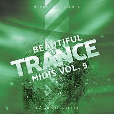 Beautiful Trance MIDIS Vol 5