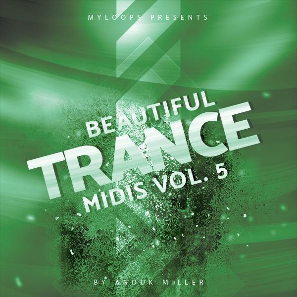 Beautiful Trance MIDIS Vol 5