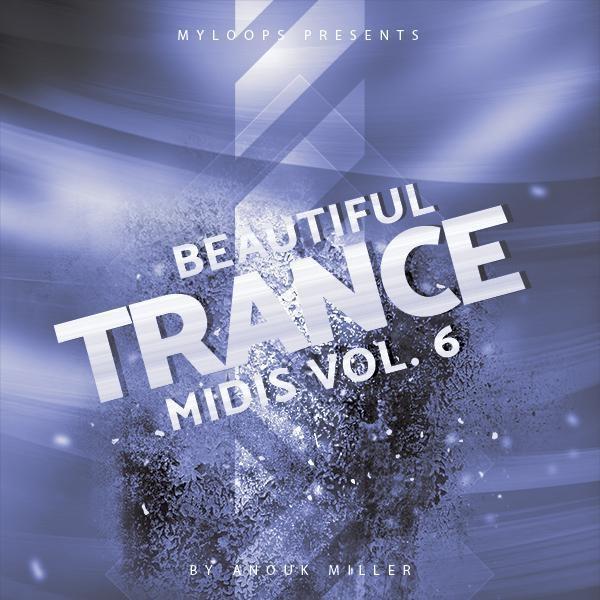Beautiful Trance MIDIS Vol 6