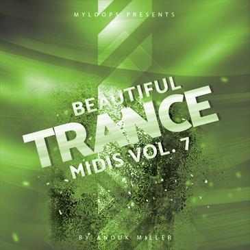 Beautiful Trance MIDIS Vol 7