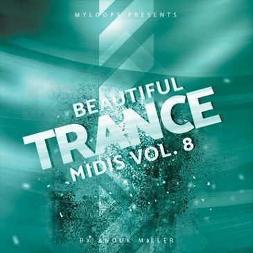 Beautiful Trance MIDIS Vol 8