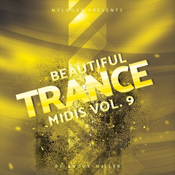Beautiful Trance MIDIS Vol 9