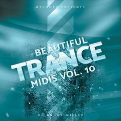 Beautiful Trance MIDIS Vol 10