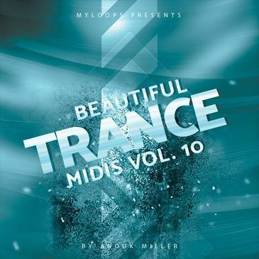Beautiful Trance MIDIS Vol 10