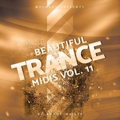 Beautiful Trance MIDIS Vol 11