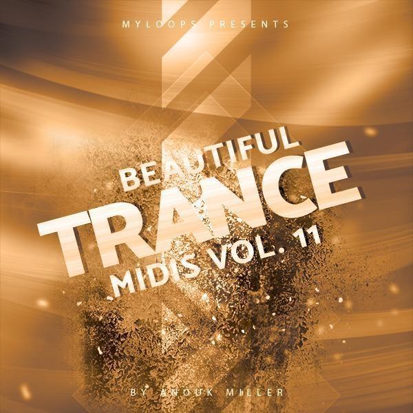 Beautiful Trance MIDIS Vol 11