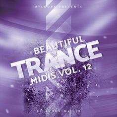 Beautiful Trance MIDIS Vol 12