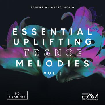 Essential Uplifting Trance Melodies Vol 2