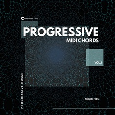 Progressive MIDI Chords Vol 1