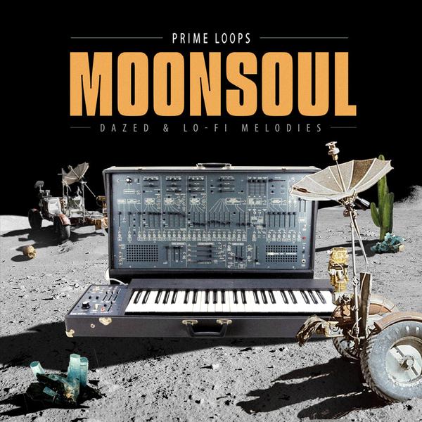 MOONSOUL: Dazed Lo-Fi Melodies