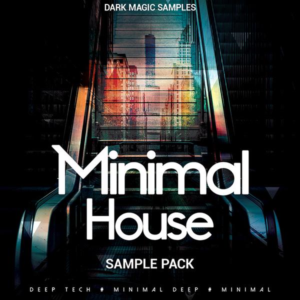 Minimal House Sample Pack