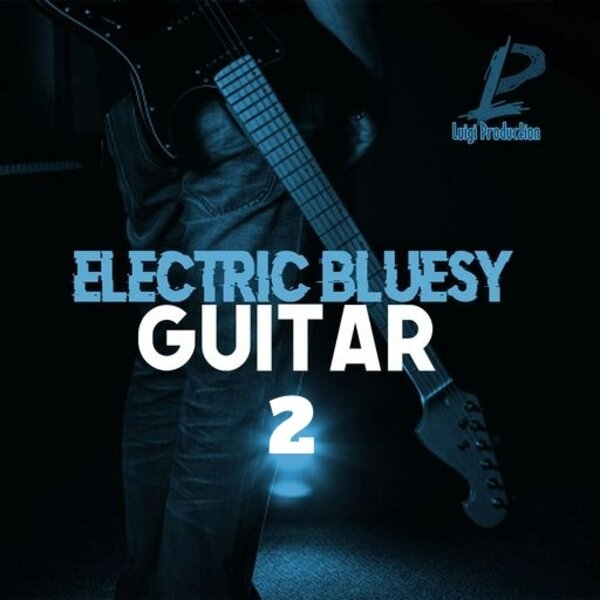 Electric Bluesy Guitar 2