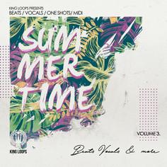 Summertime - Beats & Vocals Vol 3