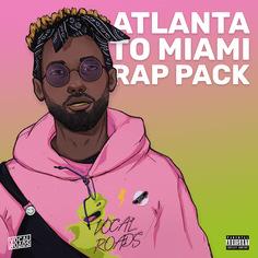 Atlanta to Miami Rap Pack