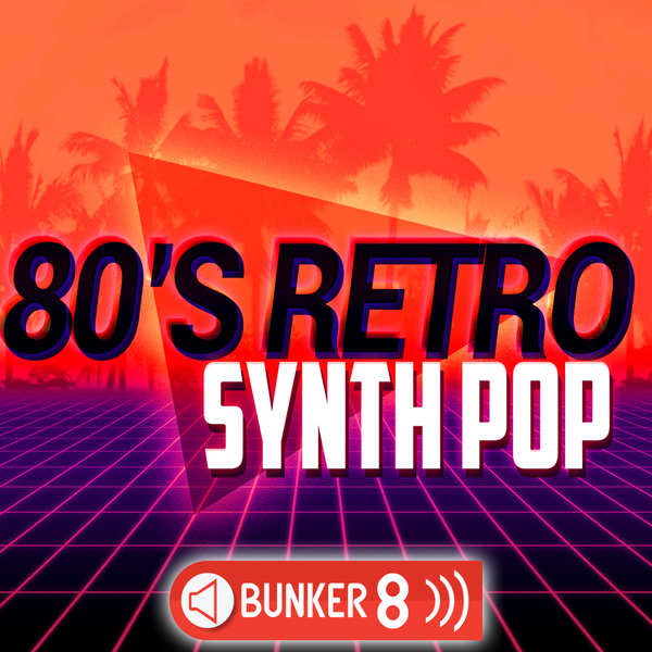 80s Retro Synth Pop
