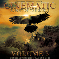 Cinematic Flight Of The Eagle Vol 3