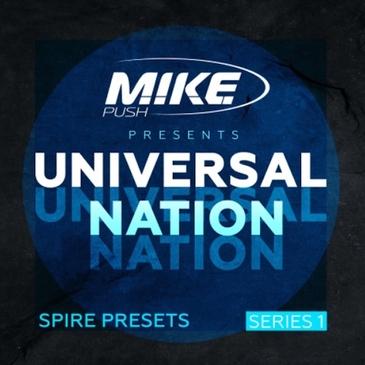 Universal Nation Series 1 Spire Presets