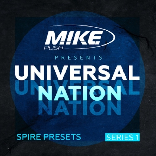 Universal Nation Series 1 Spire Presets