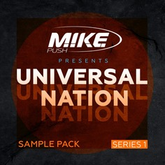 M.I.K.E. Push: Universal Nation Series 1