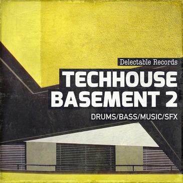 Tech House Basement 2