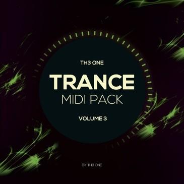 TH3 ONE: Trance MIDI Pack Vol 3