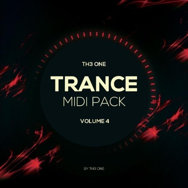 TH3 ONE: Trance MIDI Pack Vol 4