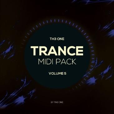 TH3 ONE: Trance MIDI Pack Vol 5