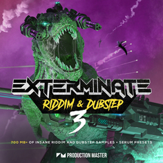 Exterminate 3 (Riddim & Dubstep)
