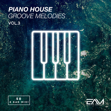 Piano House Groove Melodies Vol 3