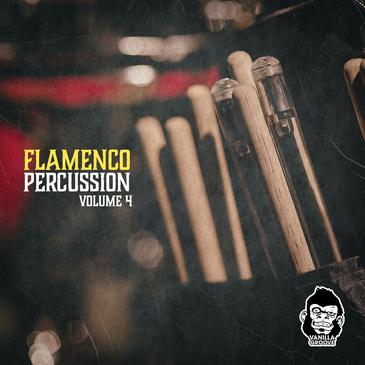 Flamenco Percussion Vol 4