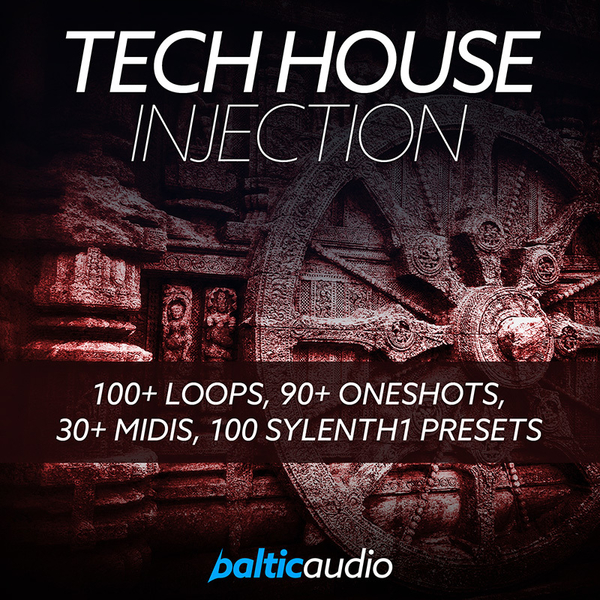 Tech House Injection