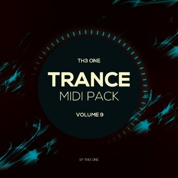 TH3 ONE: Trance MIDI Pack Vol 9