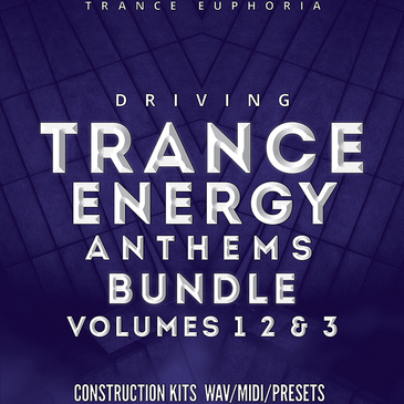 Driving Trance Energy Anthems Bundle