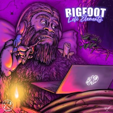 Black Octopus Sound: Bigfoot LoFi Elements