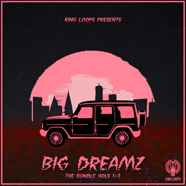 Big Dreamz Bundle (Vols 1-3)