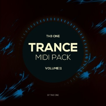 TH3 ONE: Trance MIDI Pack Vol 11
