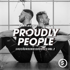 Proudly People: Underground Grooves Vol 2